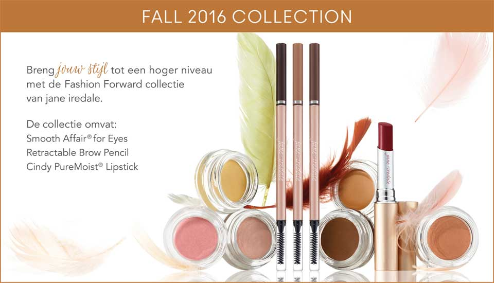 Jane Iredale - Fall Collection 2016